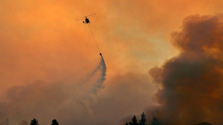Adana'da büyük yangın; 6 köy, 800 hane boşaltıldı