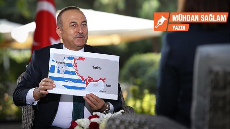 Ankara'nın harita avcılığı ve AB'yi devleştirme