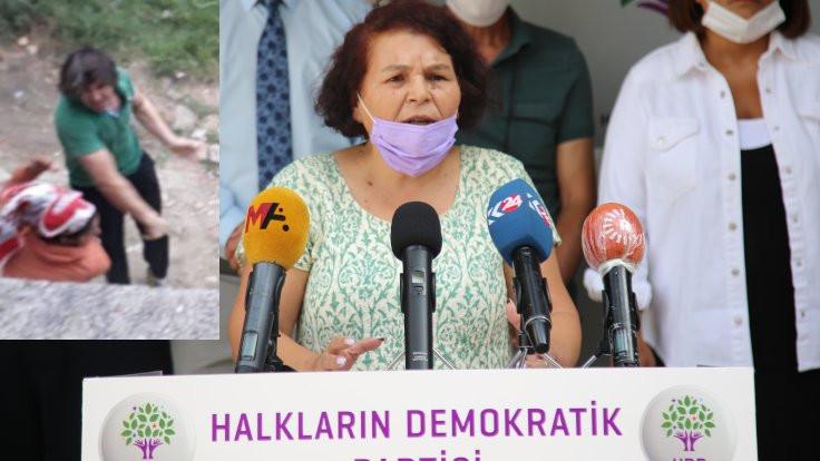 HDP: O kadına atılan tokat bütün topluma ve işçi sınıfına atılmıştır