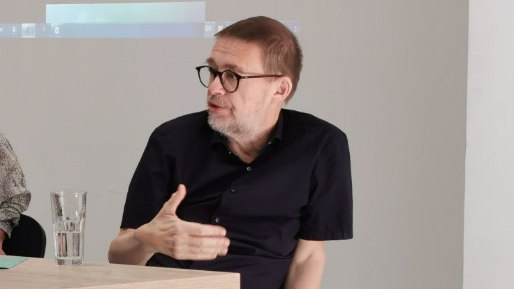 Gazeteci Vltchek İstanbul'da ölü bulundu