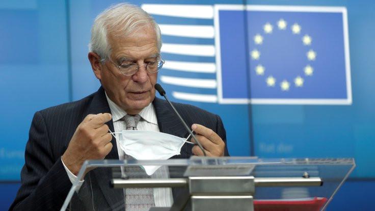 Kıbrıs'tan AB'ye Türkiye vetosu: Belarus yaptırımları onaylanmadı