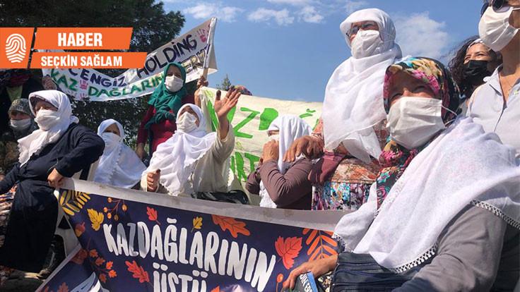 Cengiz Holding Kazdağları'na giremedi