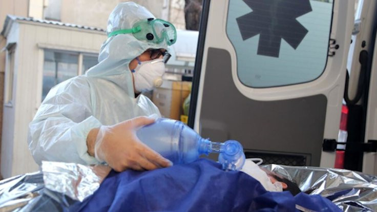 KKTC'deki Covid-19 hastaları Türkiye'ye nakledilecek