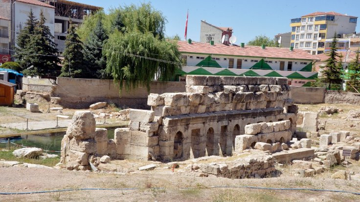 2 bin yıllık Roma hamamının kapısına kilit vuruldu - Sayfa 2