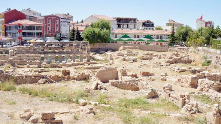 2 bin yıllık Roma hamamının kapısına kilit vuruldu - Sayfa 3