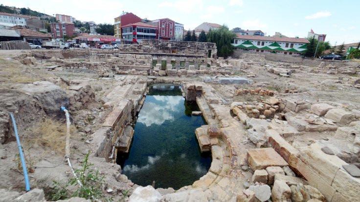 2 bin yıllık Roma hamamının kapısına kilit vuruldu - Sayfa 4