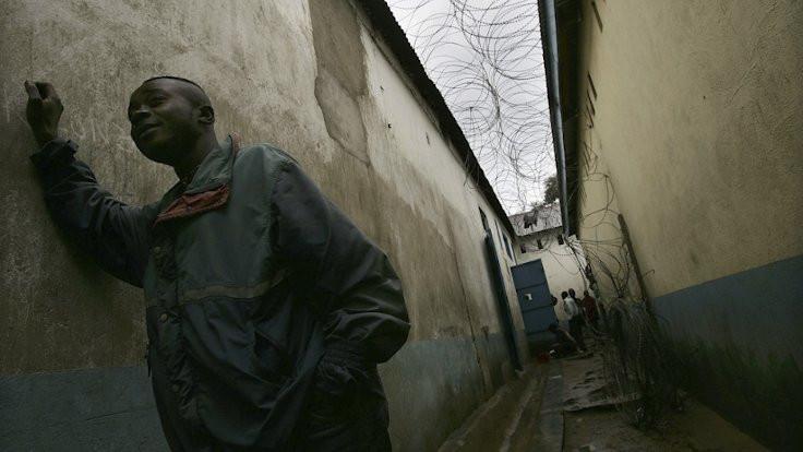Kongo'da 52 mahkum açlıktan öldü