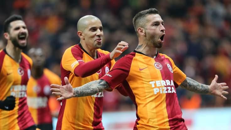 Galatasaray'da Adem Büyük'le yollar ayrıldı
