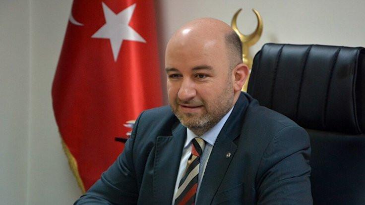 AK Parti Afyon İl Başkanı istifa etti