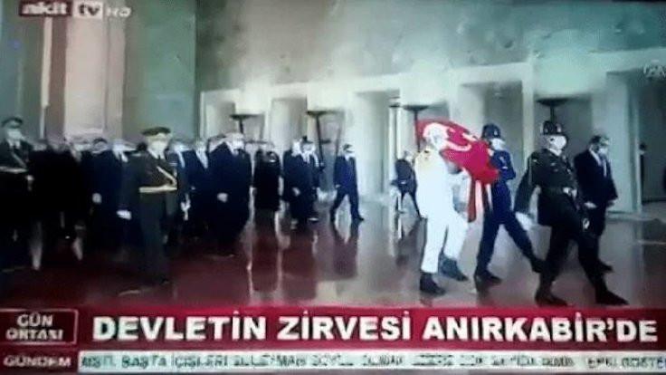 Akit TV'nin 'Anırkabir' başlığına para cezası