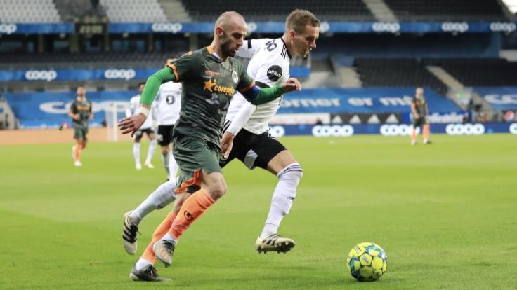 Alanyaspor, UEFA Avrupa Ligi'nden elendi