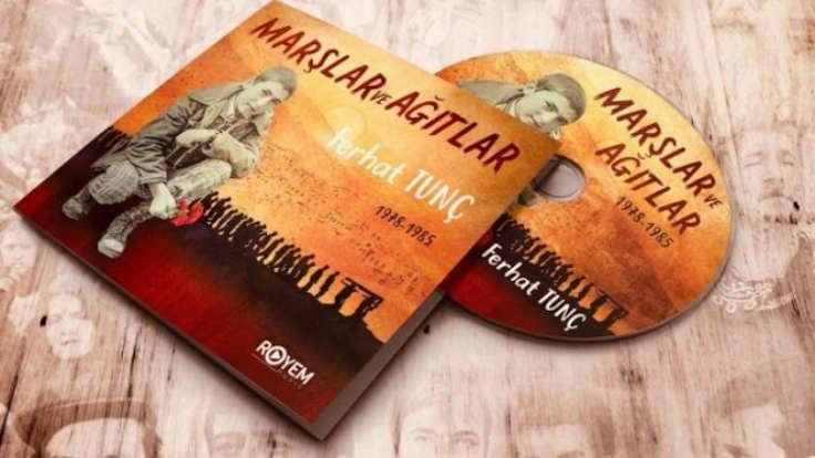 Ferhat Tunç'a albüm kapağından dava