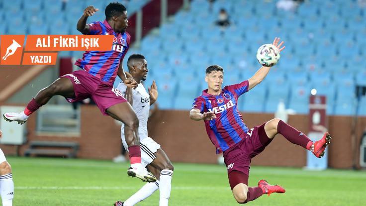 Beşiktaş bekledi, Trabzonspor uyudu
