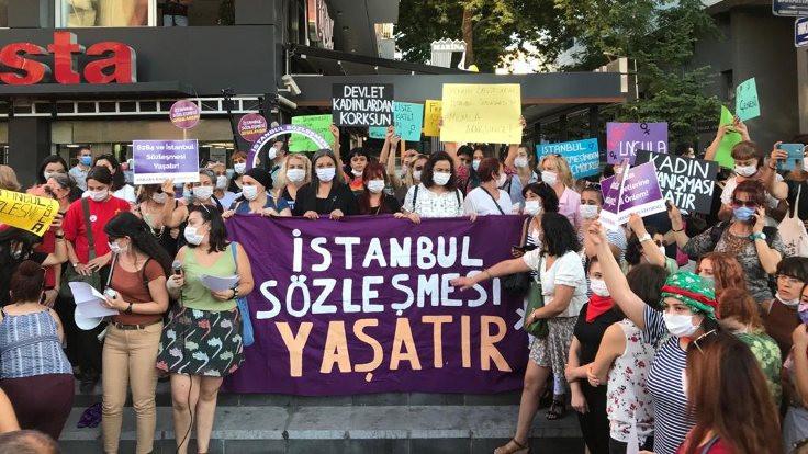'İstanbul Sözleşmesi karşıtlarının oranı yüzde 7'