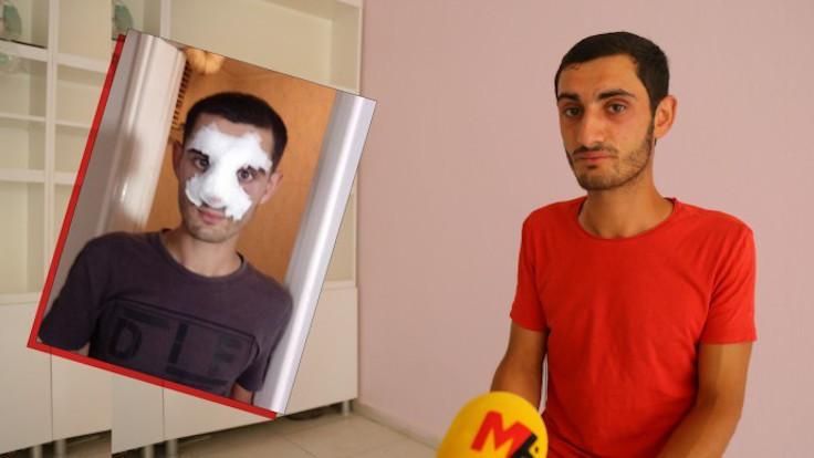 Kışlada 'Kürtçe eğitim' diyen askere saldırı
