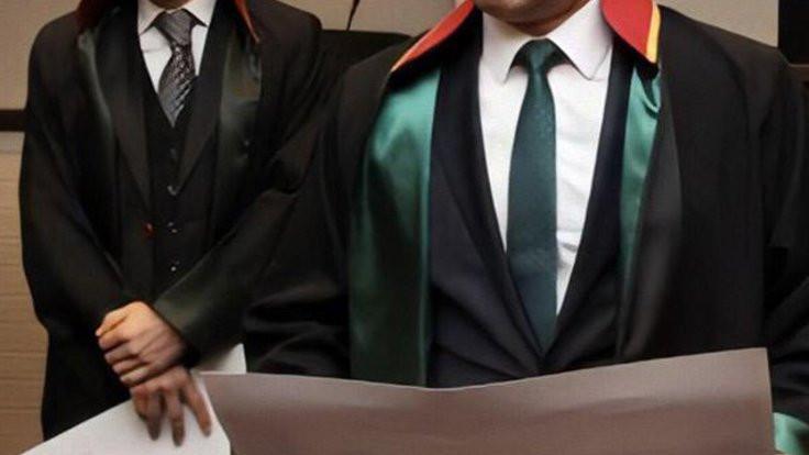 'Avukatların lekelenmeme hakkı ihlal edildi'