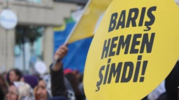 İzmir'de 'Barış Günü' yasağı