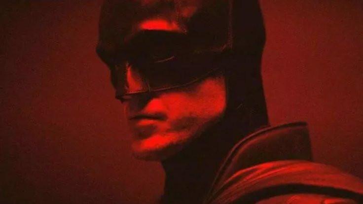 'Batman' korona: Çekimler durdu