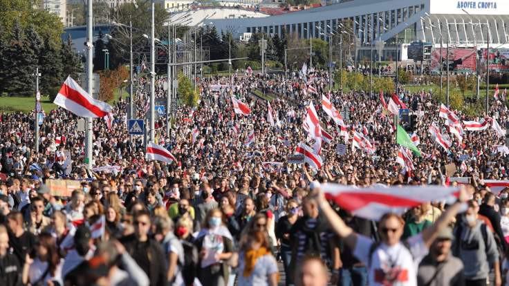 Belarus'ta 2 bin polisin kişisel verileri sızdırıldı