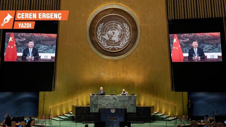 Birleşmiş Milletler'de büyük güçler çekişmesi
