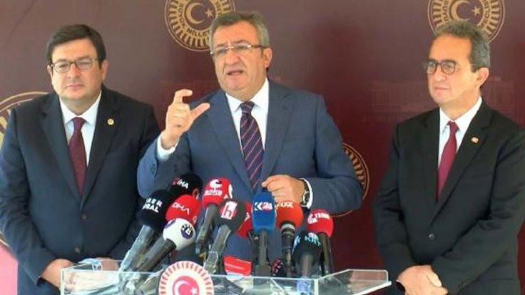'Sayın Şentop Berberoğlu'nu göreve davet etmeli'