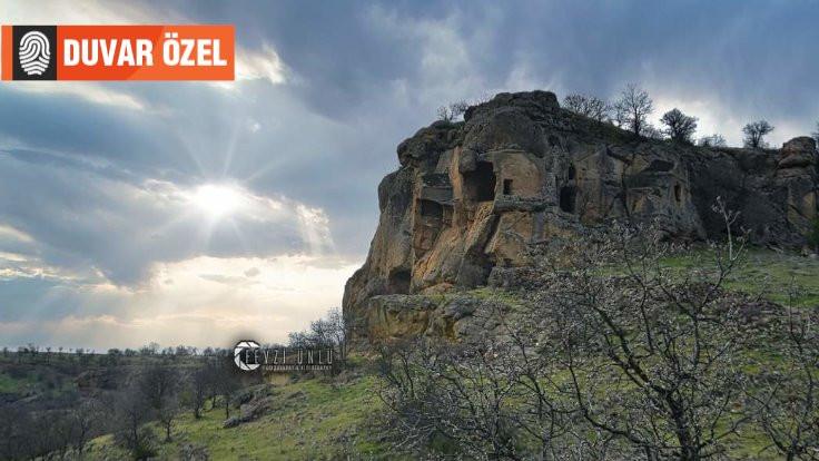 Uşak'ın bilinmeyen kültür mirasını ortaya çıkardı