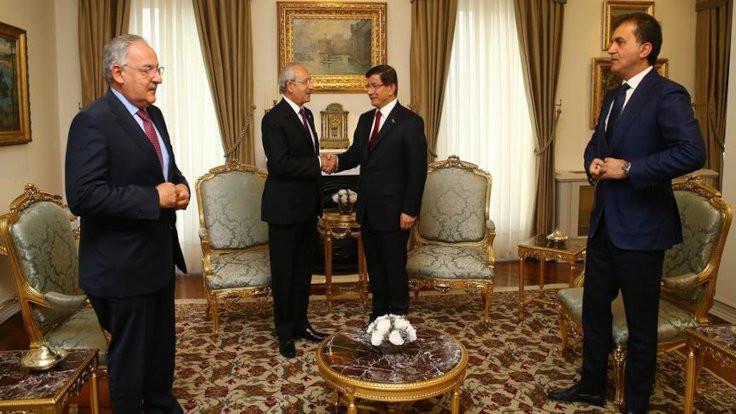 AK Parti:İstikşafi görüşmeler başlıyor!