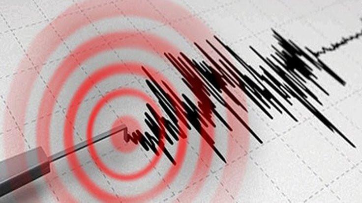 Malatya'da 4,5'lik deprem