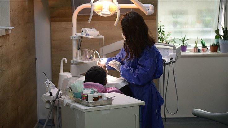'Diş hekimleri tükenmişlik sendromu yaşıyor'