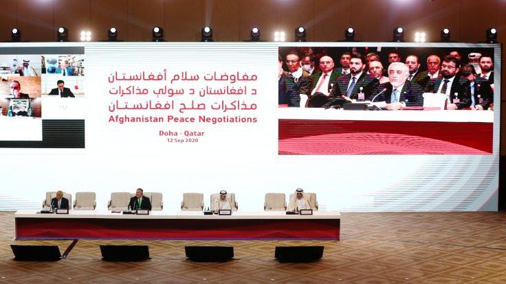 Afganistan-Taliban görüşmeleri Doha'da başladı