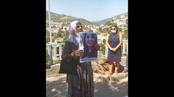 Gülistan Doku'nun annesi ve ablası Dersim'de gözaltına alındı: Zainal Abakov'u neden almadınız?