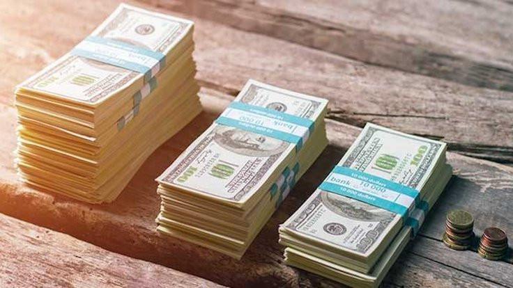 Dolar günlük rekorunu kırdı: 7,68