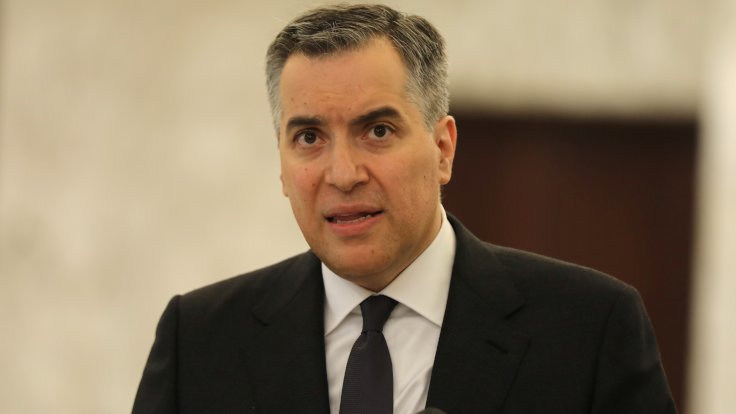 Lübnan'da Mustafa Edib istifa etti