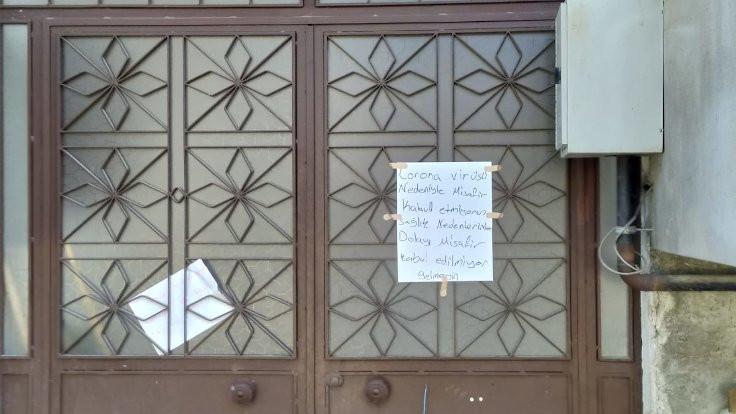 Düzce'de korona virüsü önlemleri: Gelmeyin!
