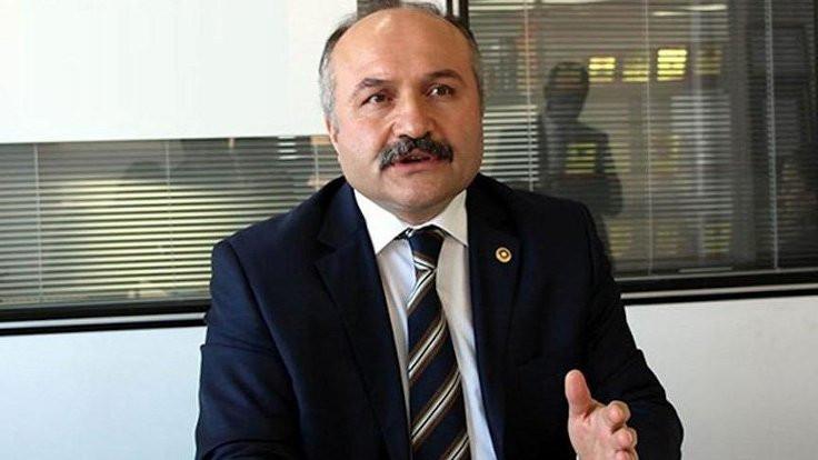 Erhan Usta İYİ Parti'ye geçiyor