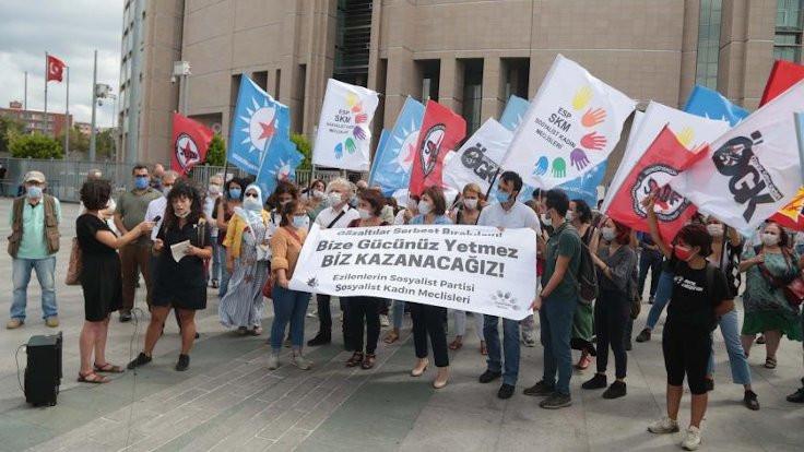 Sedat Şenoğlu ve 16 ESP'li siyasetçi tutuklandı