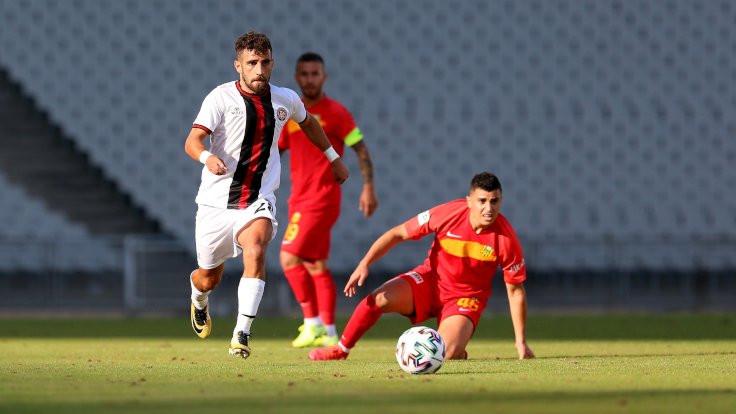 Fatih Karagümrük, 3 puanı 3 golle kazandı