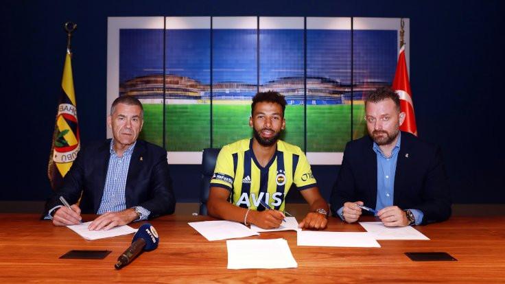 Fenerbahçe, Sangare'yle 4 yıllık sözleşme imzaladı