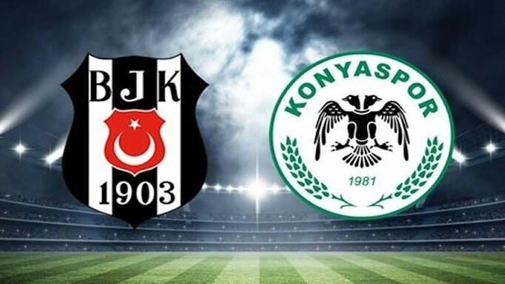 Beşiktaş, Konya'ya gidiyor