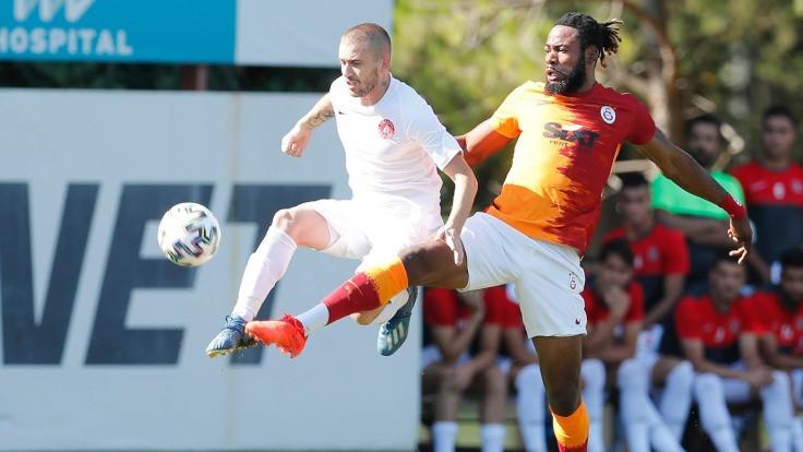 Galatasaray-Kasımpaşa hazırlık maçı iptal edildi