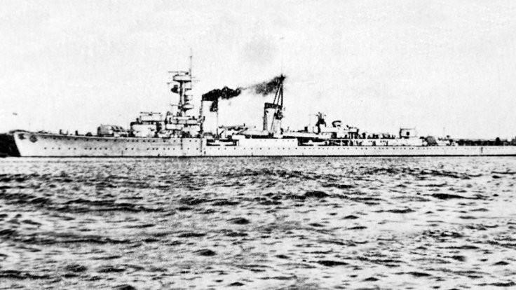 Batık Nazi savaş gemisi 80 yıl sonra bulundu