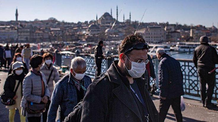 81 ile genelge: Ülke genelinde maske zorunlu