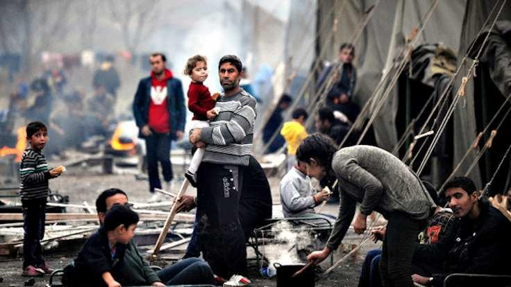 'Şimdi, göçmenlerin hayatlarını geri alma zamanı'