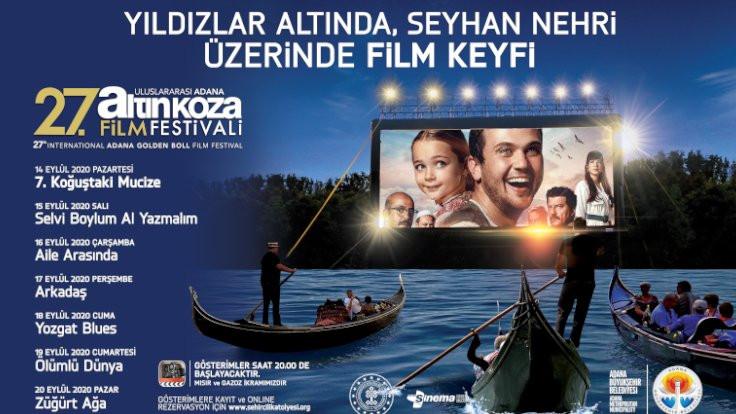 Gondol'da Film Gösterimleri Adana'da