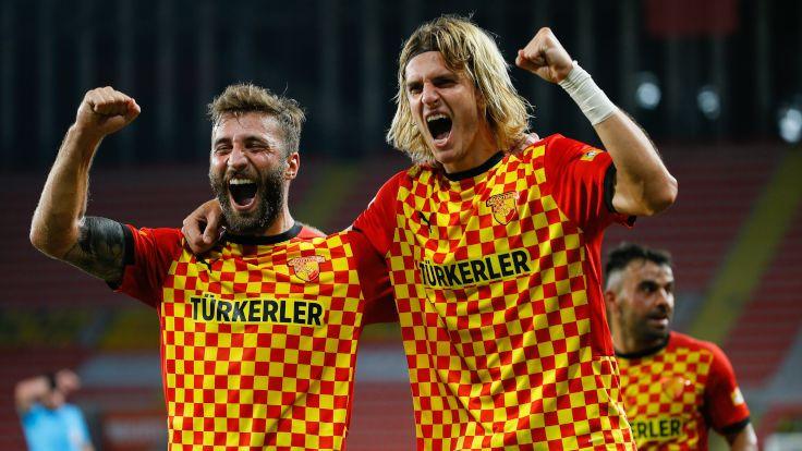 6 gollü maçta kazanan Göztepe oldu