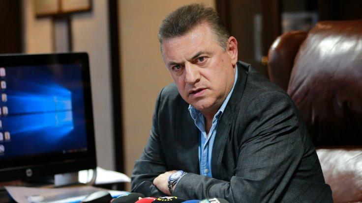 Çaykur Rizespor Başkanı Hasan Kartal'a para cezası