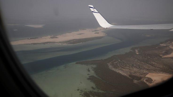 Suudi hava sahası BAE-İsrail uçuşlarına açıldı