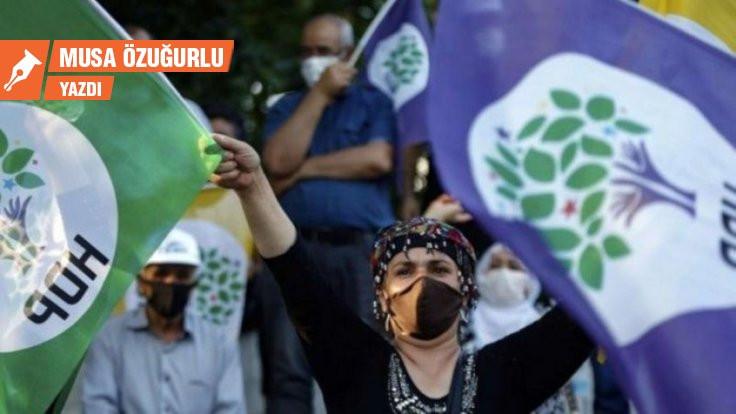 HDP'den 'yurtta barış bölgede barış' girişimi