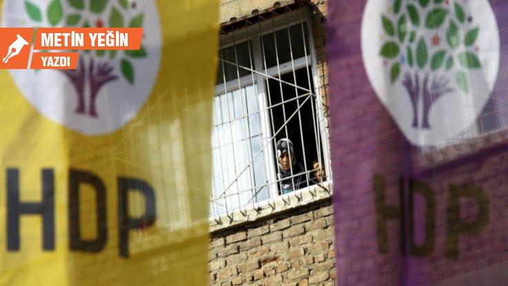HDP'nin yerel seçim politikasının ceremesi bu