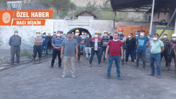 Madenciler: Maaşımızı alana kadar direneceğiz